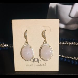Earrings from Chloe and Isabel